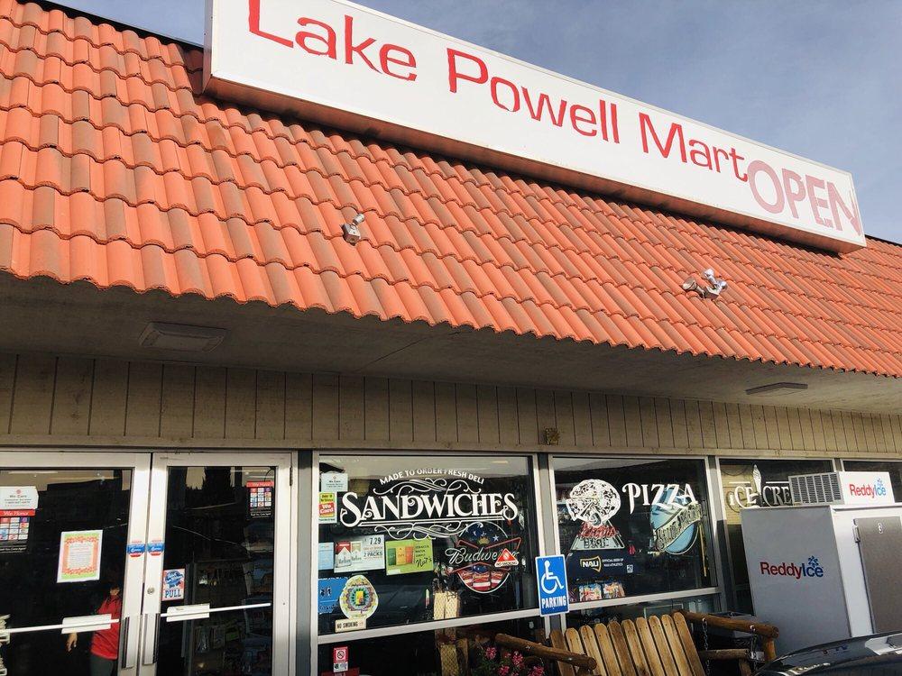 Lake Powell Mart Corner Cafe: 30 N Wahweap Dr, Page, AZ