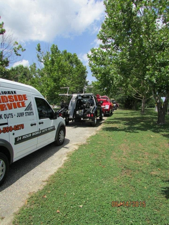 Reliable Roadside Services: Wilmington, NC