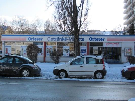 Orterer Getränkemärkte - Beverage Store - Johann-Clanze-Str. 41 ...