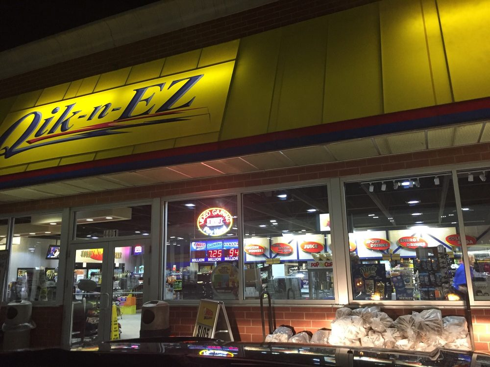 Qik-n-EZ: 4401 Wabash Ave, Springfield, IL
