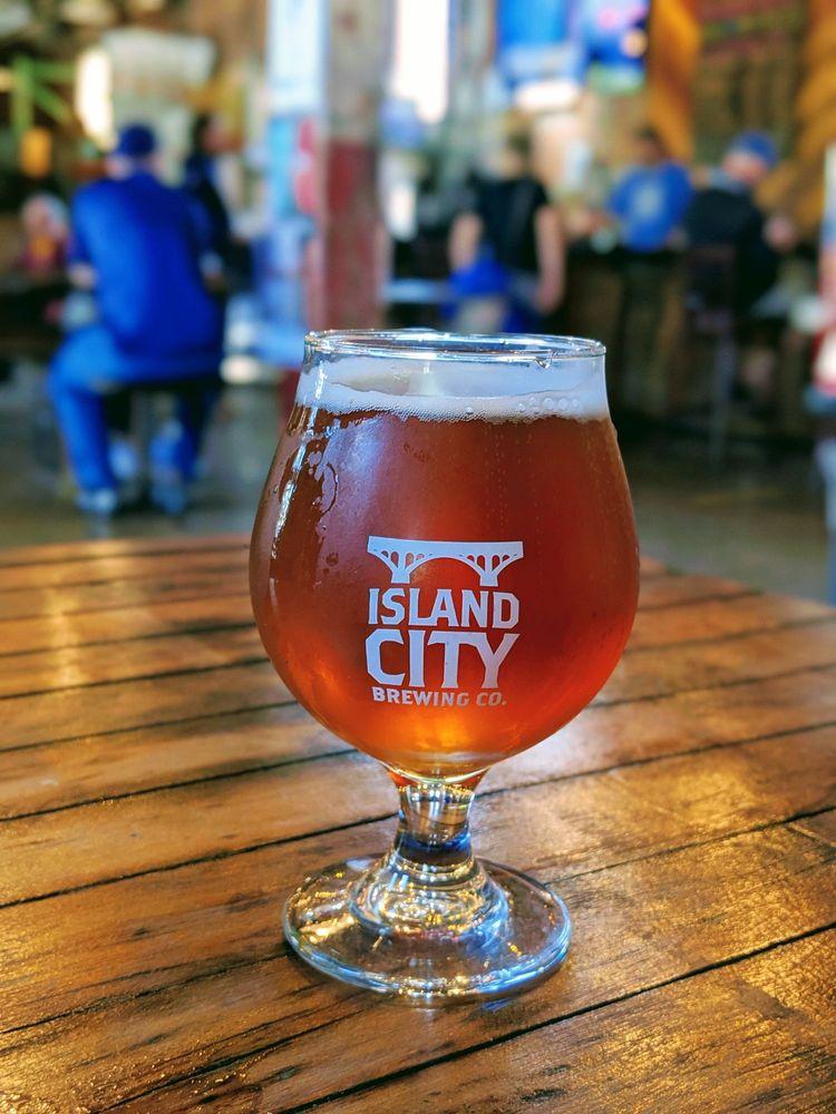 Island City Brewing Company: 65 E Front St, Winona, MN