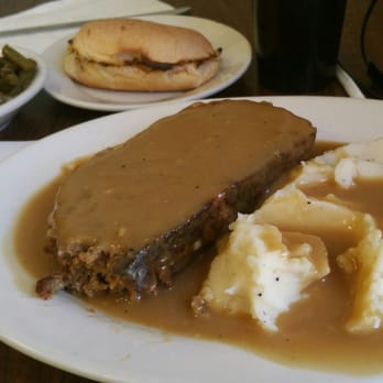 Photo Of Libbys Restaurant Wilmington De United States Best Meatloaf