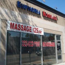 Asian massage parlors in santa monica