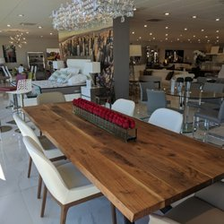 Photo Of SoBe Furniture   Boca Raton, FL, United States. Contemporary Wood  Table