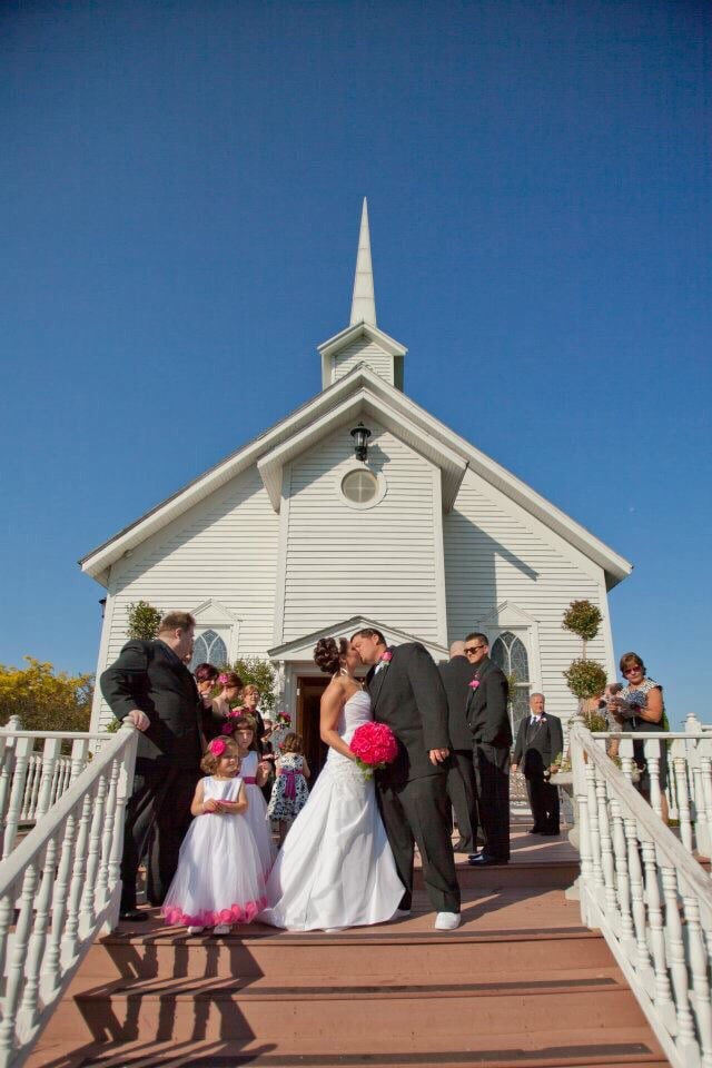 Our May 19th 2012 Wedding At The Heritage Park Location