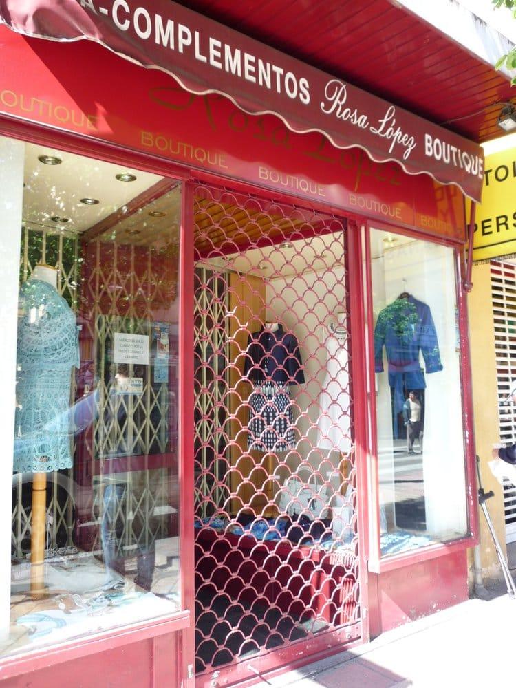 Rosa López Boutique