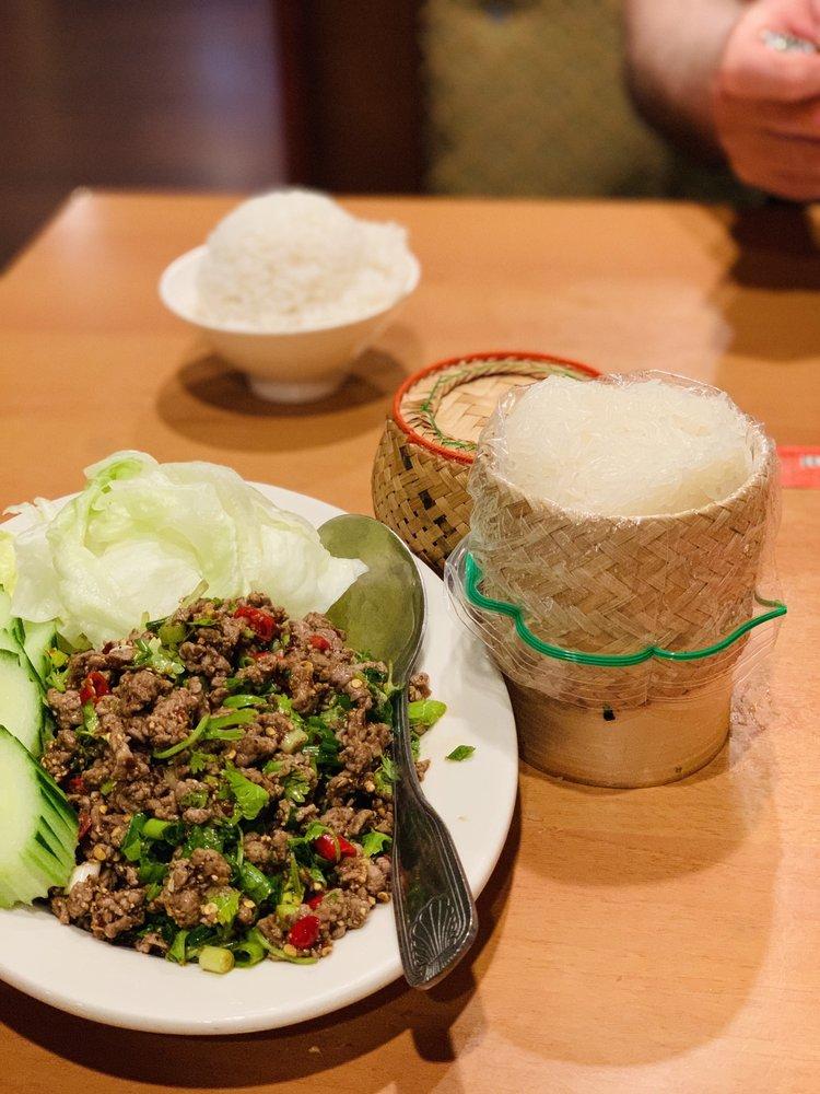 Food from Thai Lemongrass