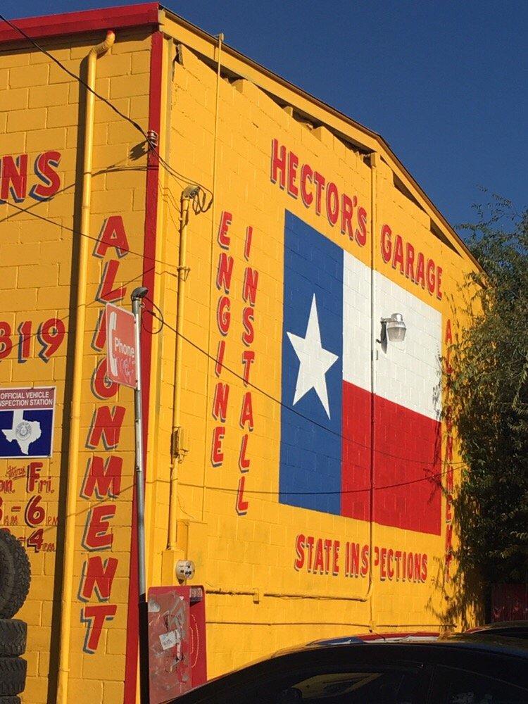 Hector's Garage