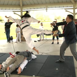 Legendary martial arts surprise az