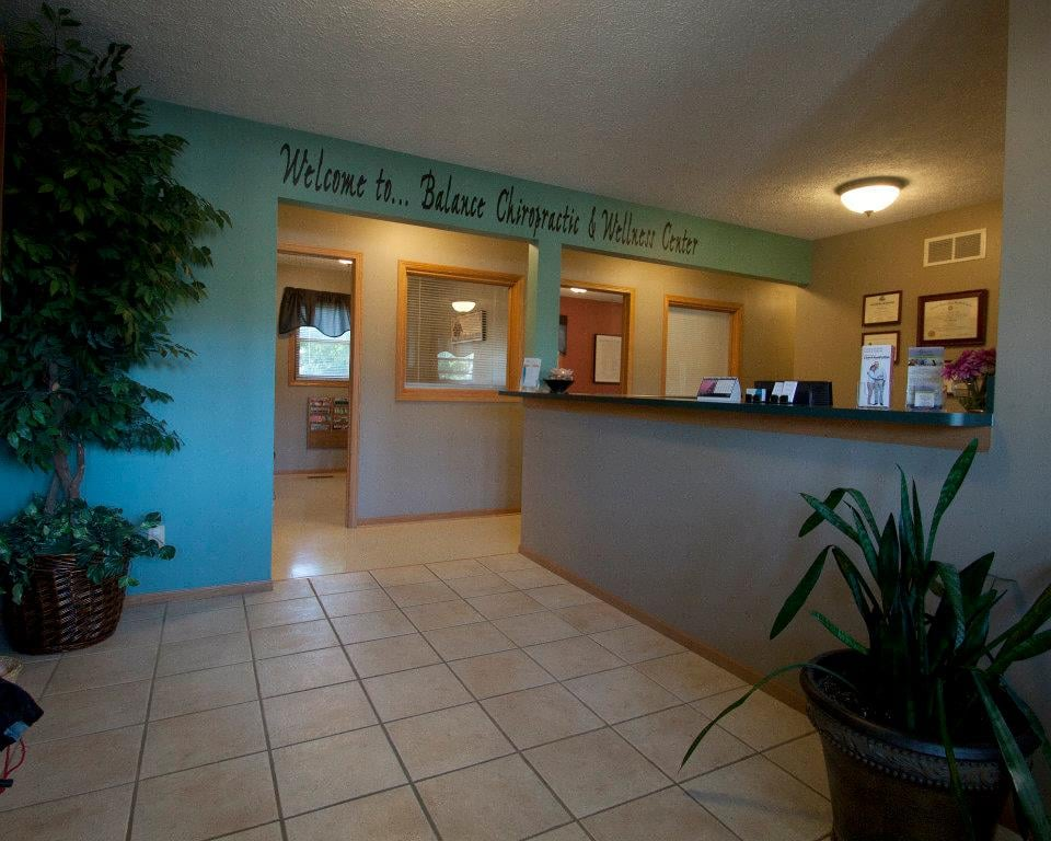 Balance Chiropractic & Wellness Center: 815 E Main St, Genoa, IL