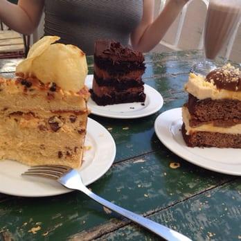 Chester Street Cake Shop Brisbane