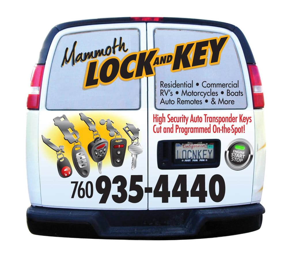 Mammoth Lock & Key: Mammoth Lakes, CA