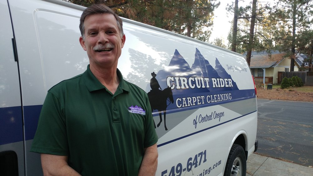 Circuit Rider Carpet Cleaning: 160 S Oak St, Sisters, OR