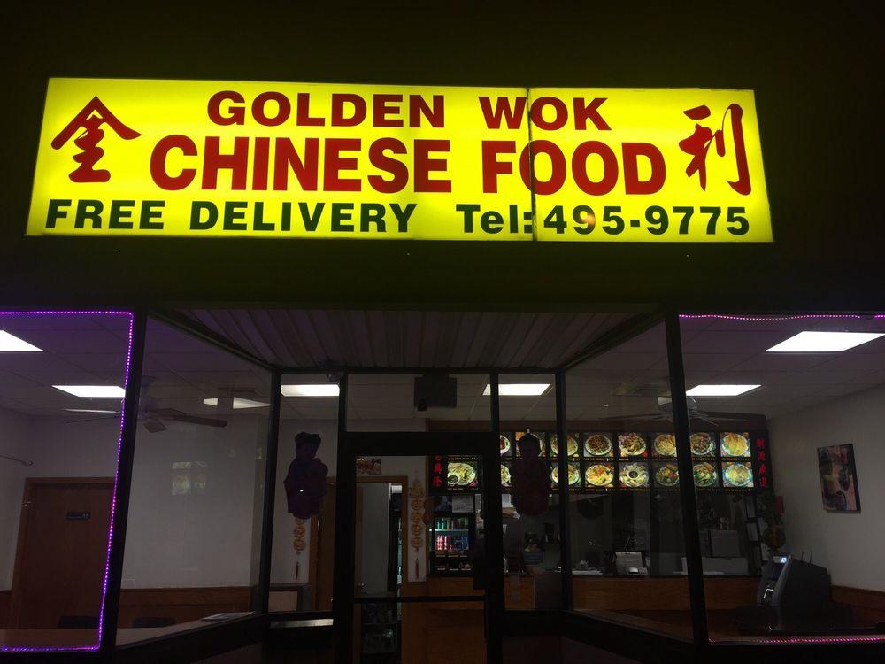 Golden wok chinese 8 church st keansburg nj for Golden wok ommen