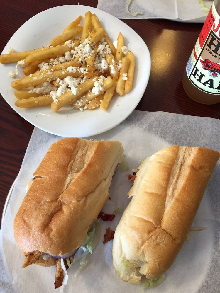 Nikos Grill & Subs: 15 Backus Ave, Danbury, CT