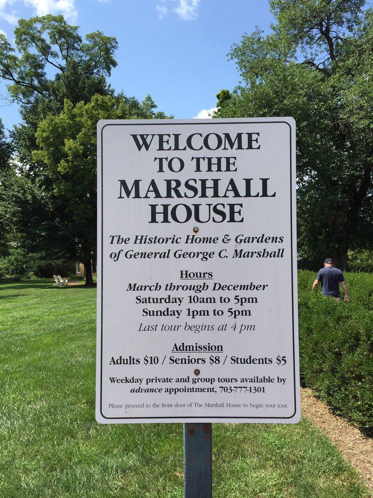 The Marshall House: 217 Edwards Ferry Rd NE, Leesburg, VA