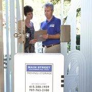 Photo Of Main Street Moving Storage Petaluma Ca United States
