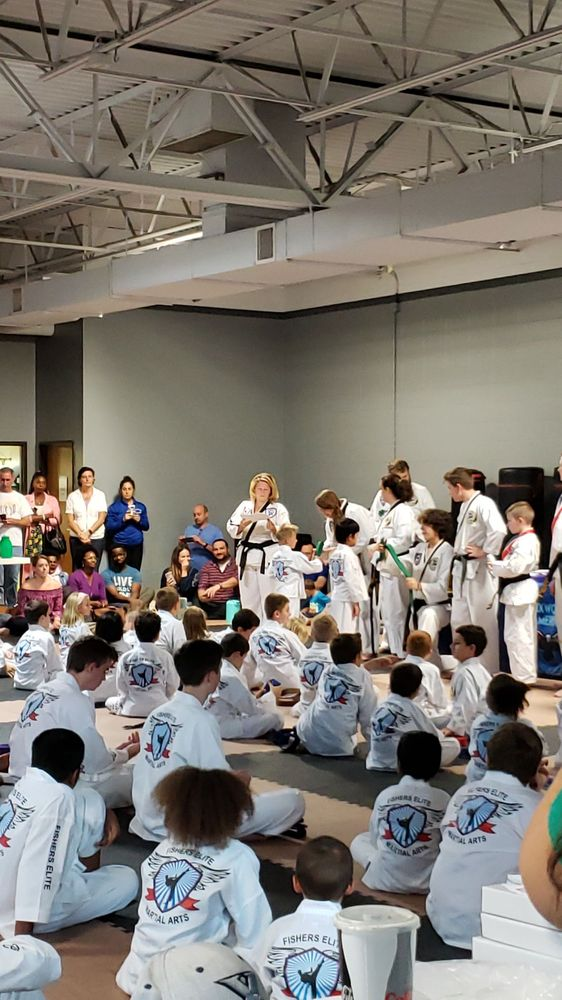 Fishers Martial Arts: 13029 Parkside Dr, Fishers, IN