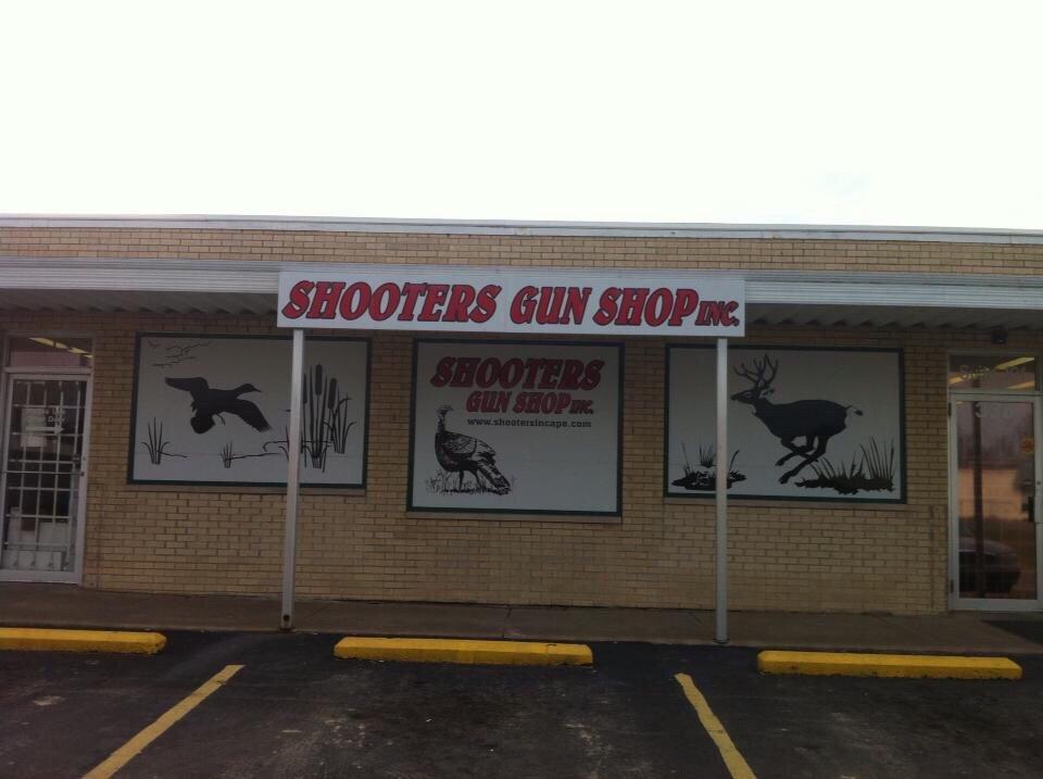 Shooters Gun Shop: 335 Christine St, Cape Girardeau, MO