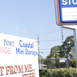 Photo Of Coastal Mini Storage Brunswick Ga United States