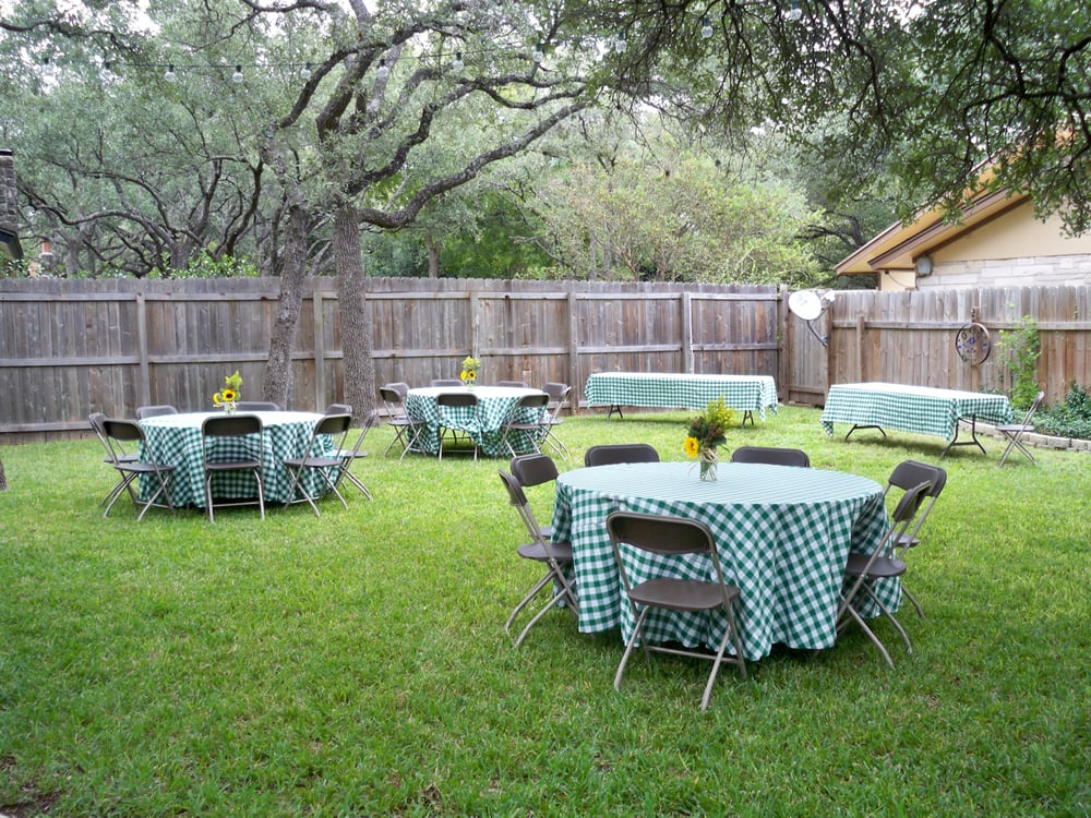 Austin Chair Table Rental 28 Reviews Party Event Planning