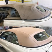 Photo Of Batz Auto Upholstery And Convertible Tops Carson Ca United States