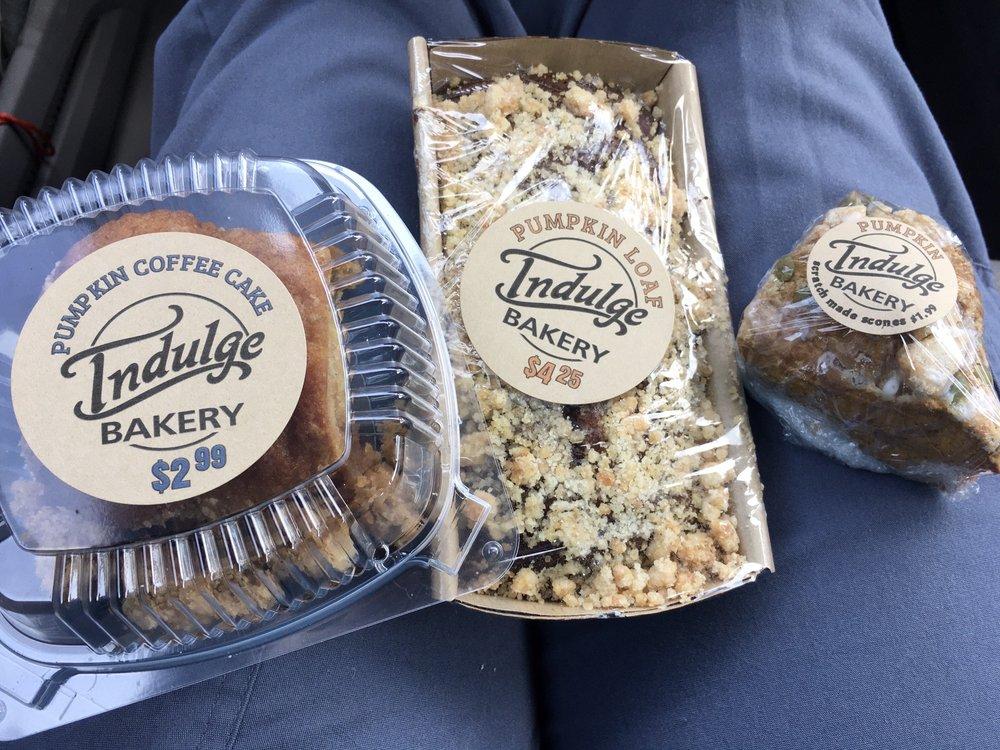 Indulge Bakery: 1501 Parker Way, Mount Vernon, WA