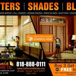 California Blinds Company - 29 Photos & 43 Reviews - Shades