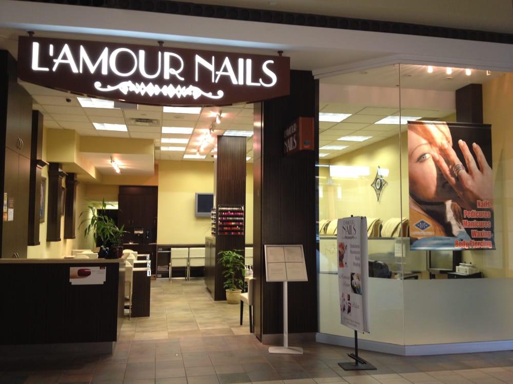 Lamour nails nail salons 777 guelph line burlington for 777 nail salon fayetteville nc