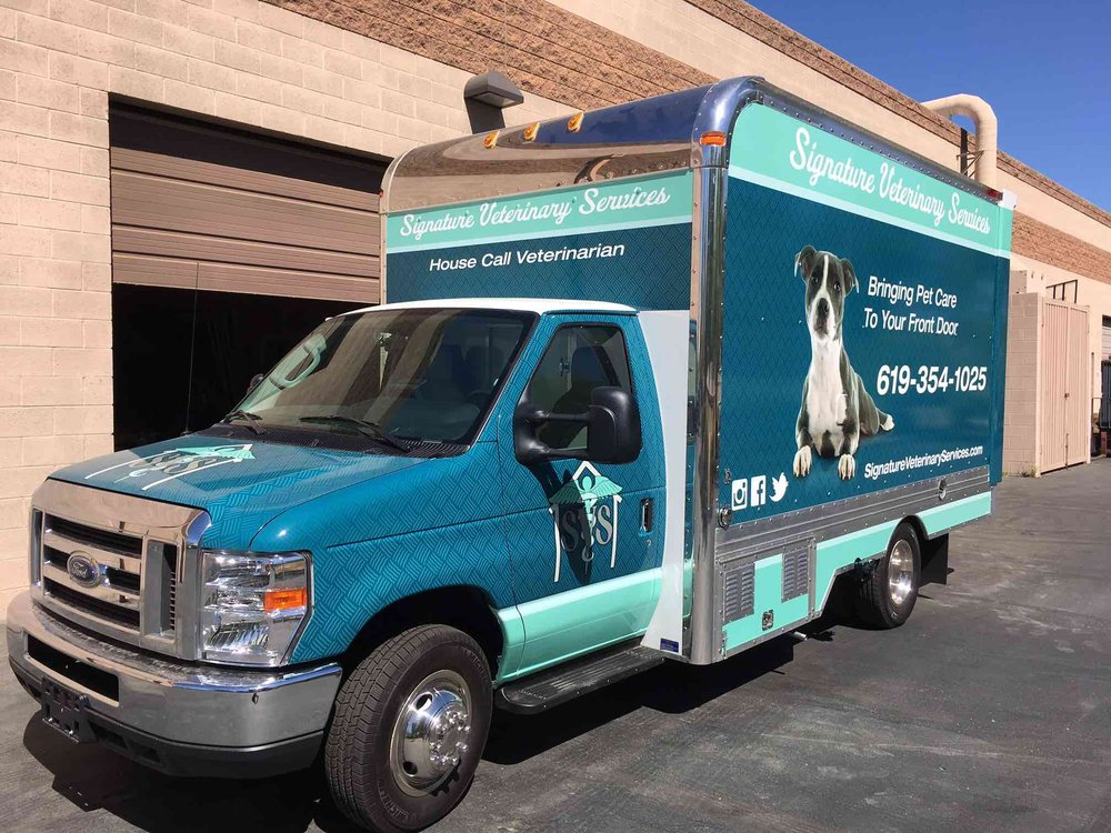 Signature Veterinary Services