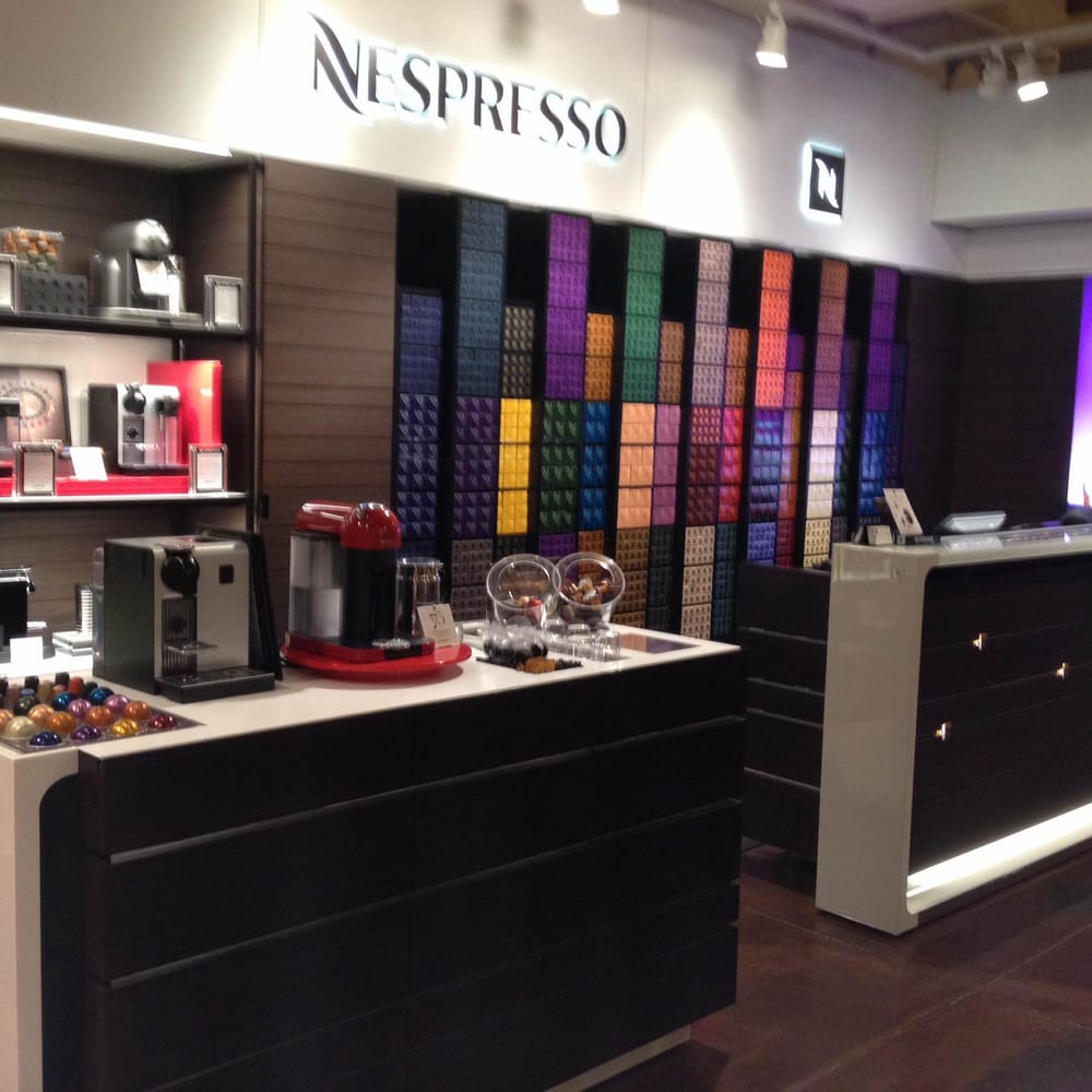 Our Nespresso Boutique inside Kitchen Window Yelp