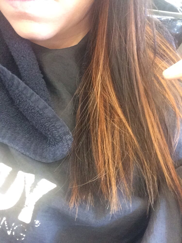 These Were Supposed To Be Subtle Caramellight Brown Highlights