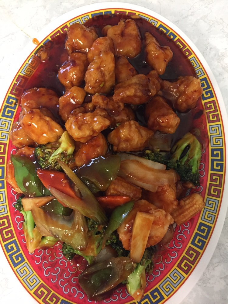 China wok: 101 West Central Ave, LaGrange, IN
