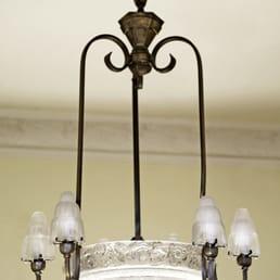 art deco lampe wiesbaden antiquit ten nerostr 19. Black Bedroom Furniture Sets. Home Design Ideas