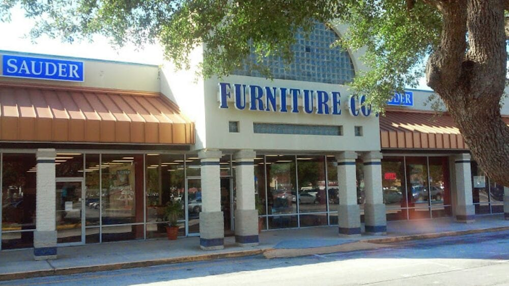 Sauder The Furniture Co Furniture Stores 10950 San Jose Blvd Southside Jacksonville Fl