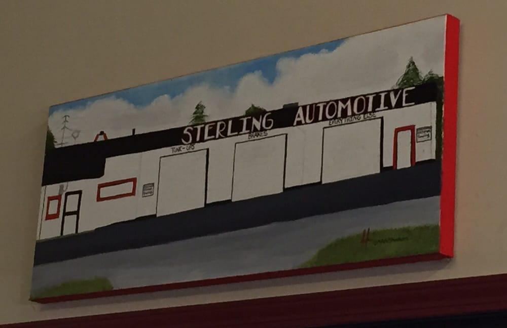 Sterling Automotive: 1025 Pasco St, Bellingham, WA