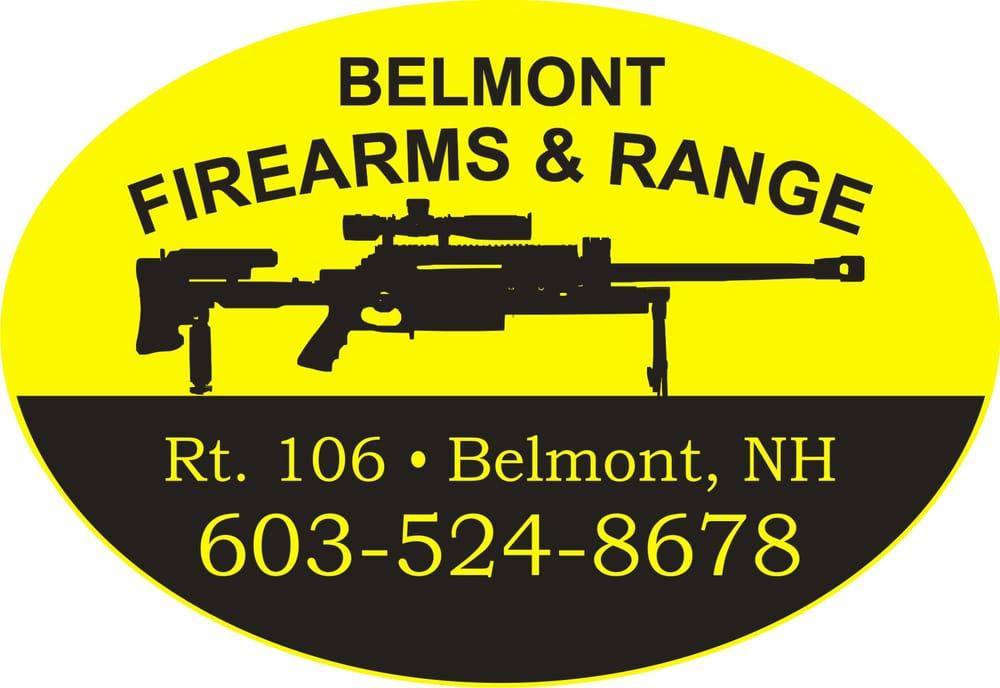 Belmont Firearms & Range: 140 Laconia Rd, Belmont, NH
