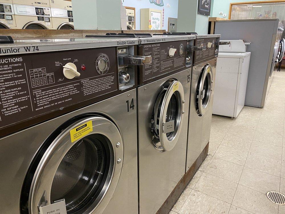 Robert's Laundromat: 700 Ashley Blvd, New Bedford, MA