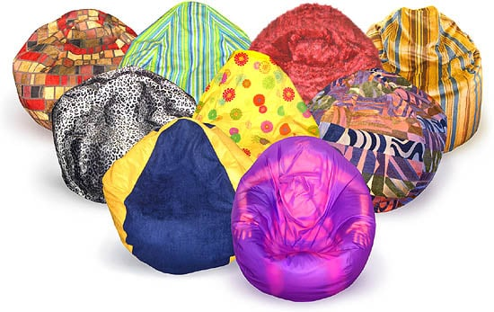 Photo For Heavenly Bean Bags