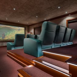 Photo Of Beyond Home Theater Santa Monica Ca United States Bespoke