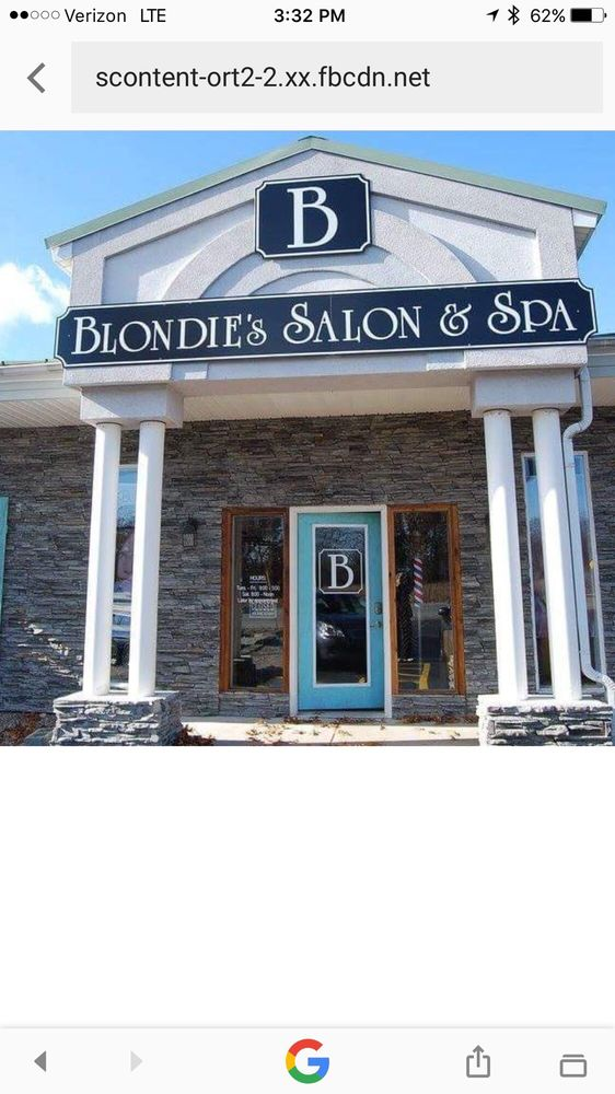 Blondie's Salon and Spa: 15767 St Hwy 13, Reeds Spring, MO