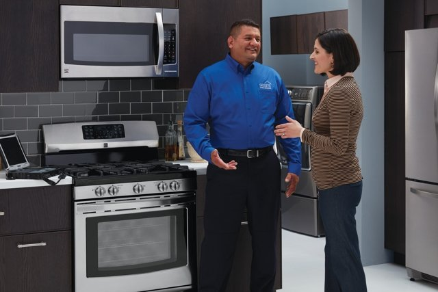 Sears Appliance Repair: 4501 Central Ave Spc A, Hot Springs, AR