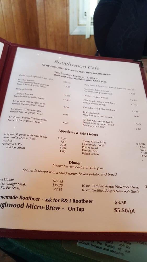 Roughwoods Cafe: 623 A St, Nenana, AK