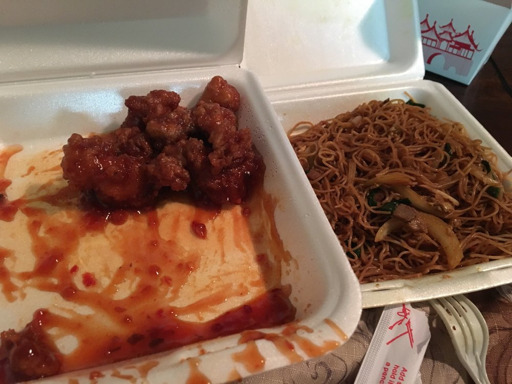 Gold Dragon Chinese Food: 34084 County Line Rd, Yucaipa, CA