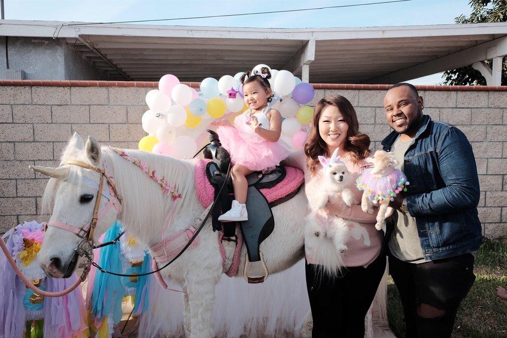 Ponies For Parties: El Monte, CA