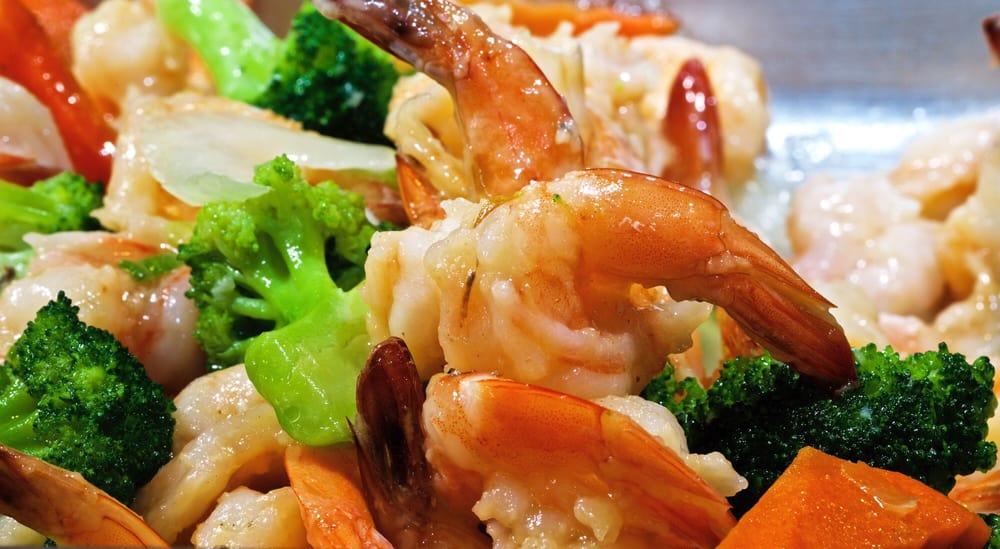 China Gourmet - Palmetto Bay | 81. Shrimp w. Mixed ...  |Shrimp With Mixed Vegetables