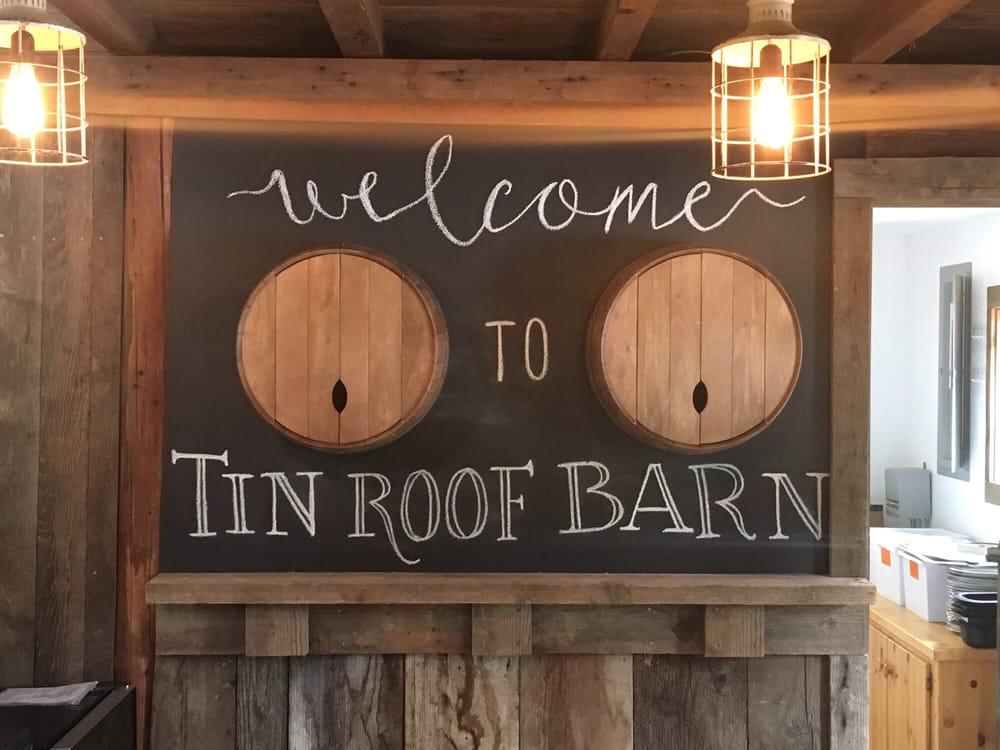 Photos For Tin Roof Barn Yelp