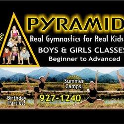Pyramid Gymnastics - Gymnastics - 647 Irwin St, San Rafael, CA