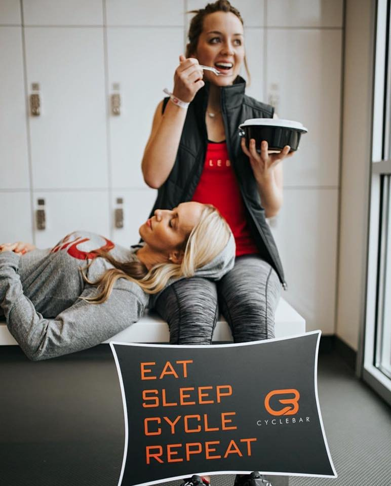 CycleBar: 12284 SW Scholls Ferry Rd, Tigard, OR