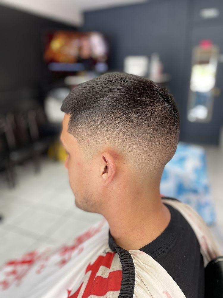 Freshly faded barbershop: 85-841 Farrington Hwy, Waianae, HI